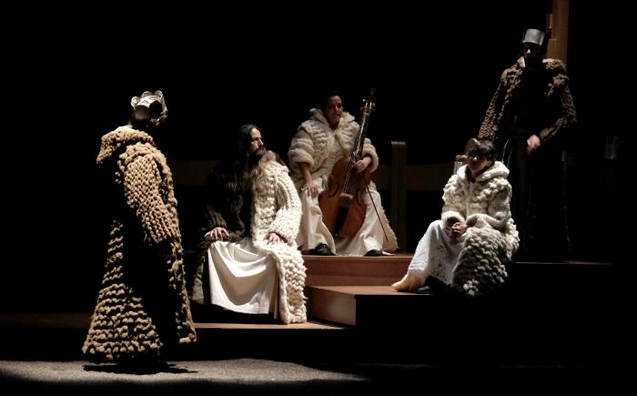 Inauguración de la Feria de Teatro de Castilla y León