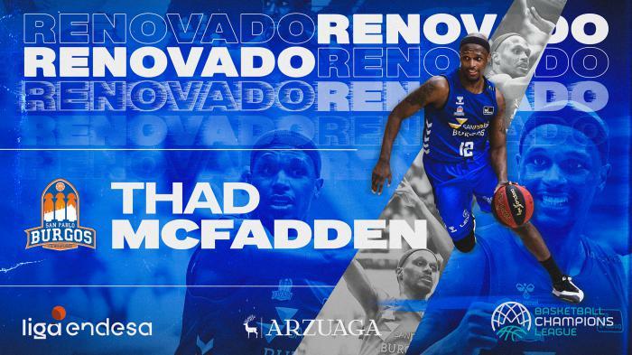 Thad McFadden - San Pablo Burgos
