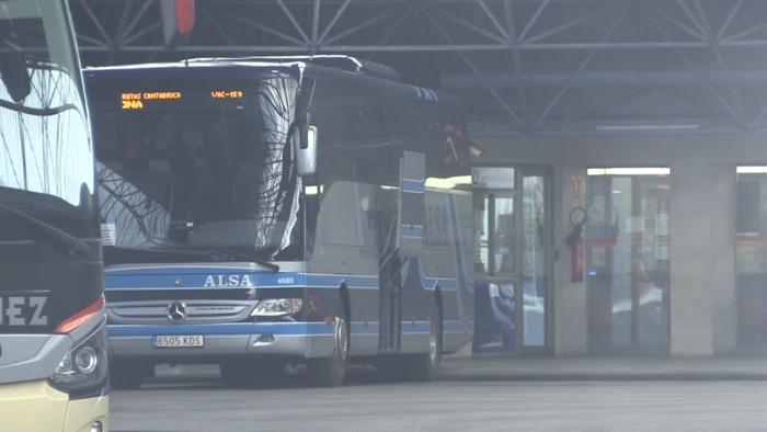 Autobuses Alsa Estacion Calle Miranda