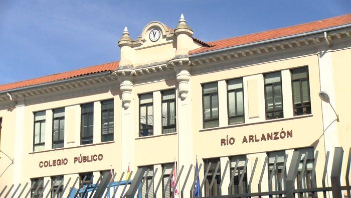 Colegio Publico Rio Arlanzon (Septiembre 2020)