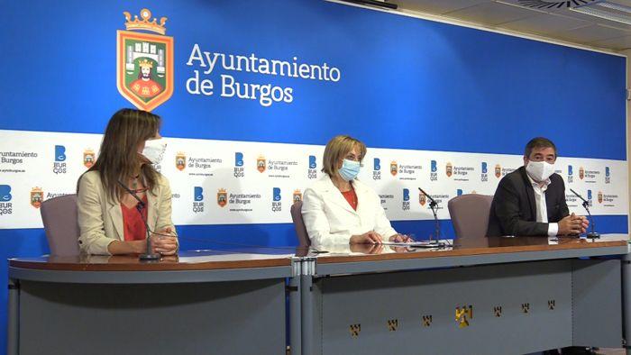 Concurso Interflora Ayuntamiento Burgos Lola Ovejero (Septiembre 2020)