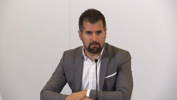 Luis Tudanca (Septiembre 2020)