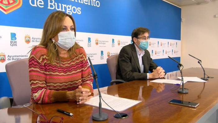 Rosario Perez Pardo Julio Rodriguez Vigil Ciudadanos Ayuntamiento (Septiembre 2020)