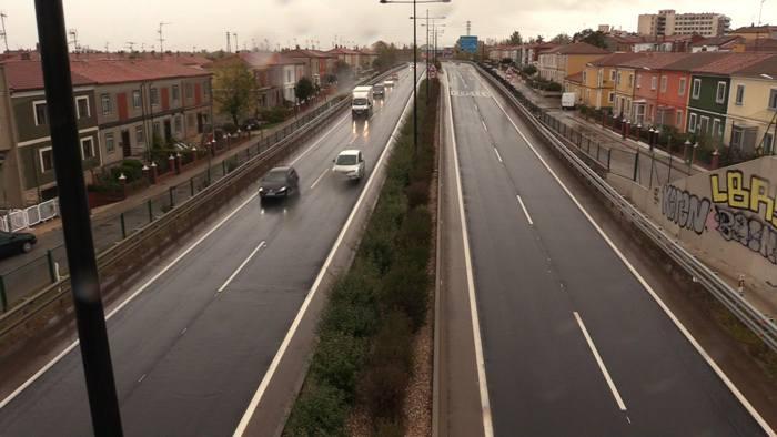 Accesos Salidas Carretera Burgos (Octubre 2020)