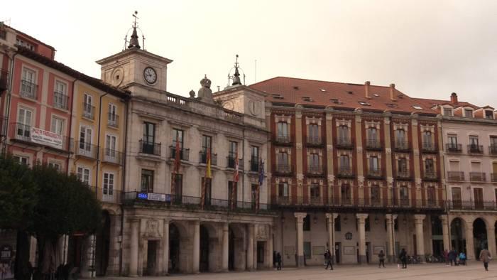 Ayuntamiento Burgos (Octubre 2020)