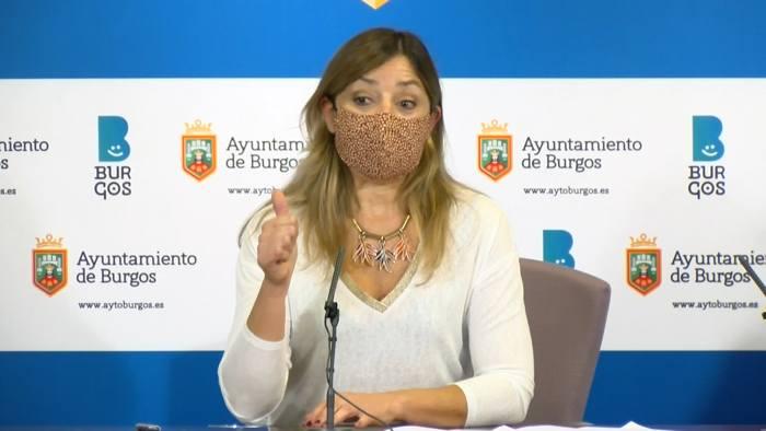 Carolina Blasco PP Ayuntamiento (Octubre 2020)