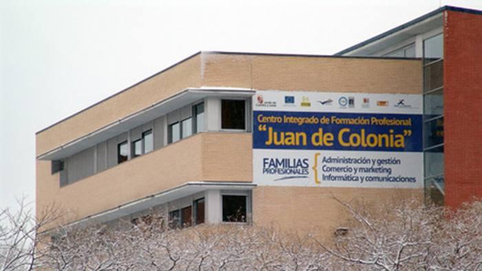 Juan de Colonia Colegio Burgos (Octubre 2020)