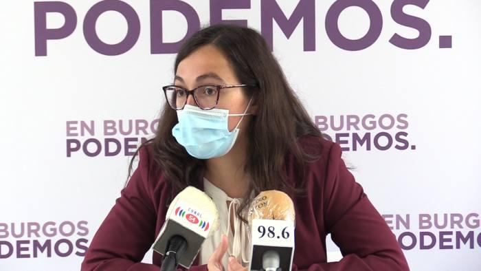 Laura Dominguez Podemos (Octubre 2020)