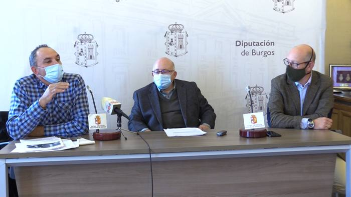 VOX Diputacion Burgos Nicasio Gomez Iñaki Sicilia (Octubre 2020)