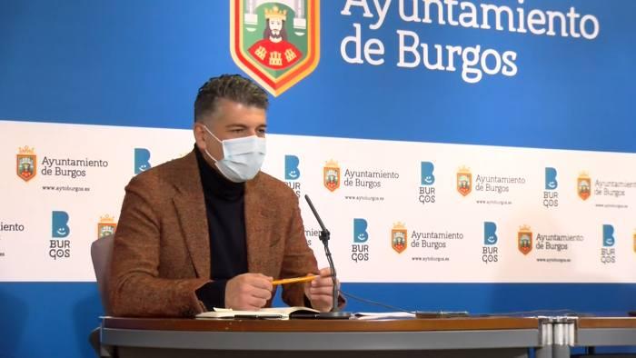 Vicente Marañón Ayuntamiento (Octubre 2020)