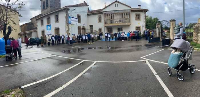 manifestación espinosa de los monteros españa vaciada