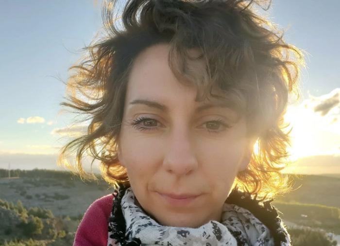 Bárbara Aymerich, profesora de la UBU