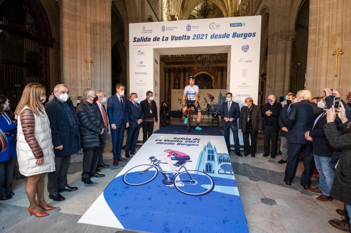 Presentación Vuelta Ciclista 2021