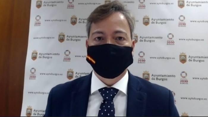 Cesar Barriada Rueda de Prensa Telemática (Noviembre 2020)