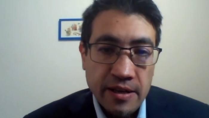 Miguel Balbás Rueda de Prensa Telemática (Noviembre 2020)