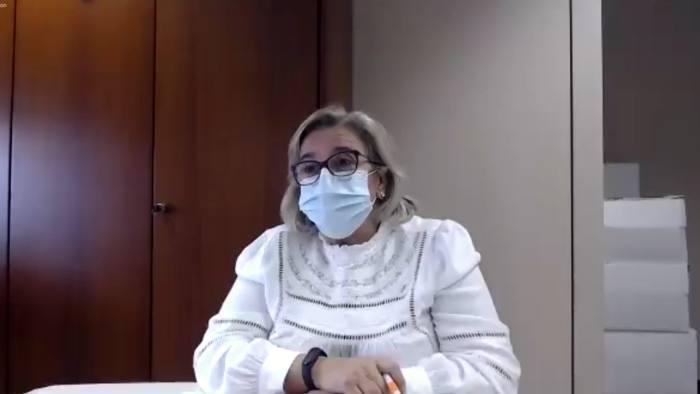 Rosa Miño Rueda de Prensa Telemática (Noviembre 2020)