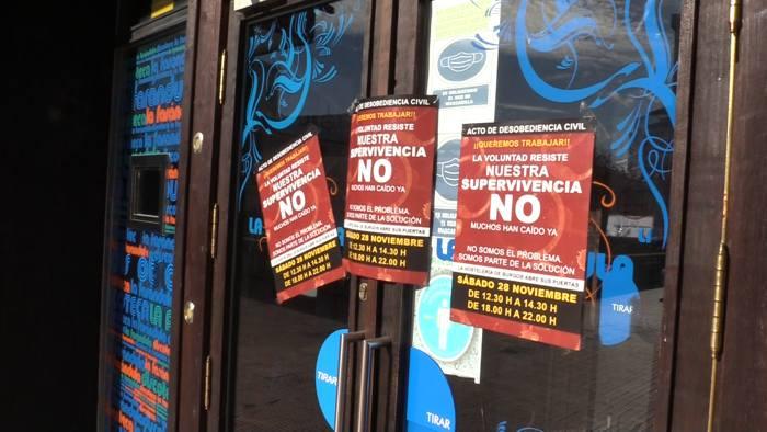 hostelería protesta abiertos 3