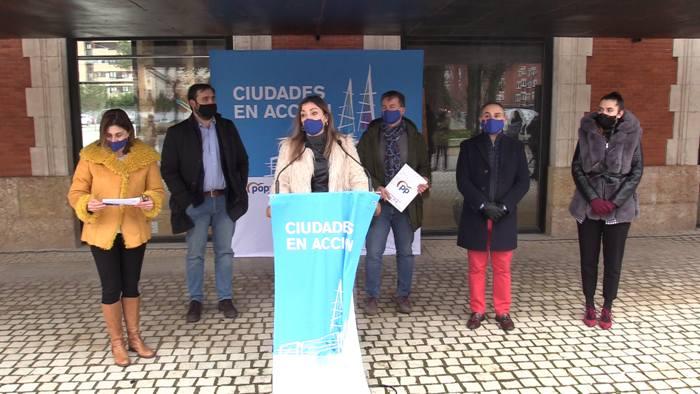 Comparecencia PP Ciudades en Acción