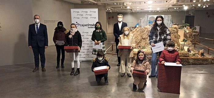 Concurso de Navidad de Fundación Cajacírculo