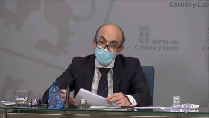 Javier Ortega Consejero Cultura y Turismo