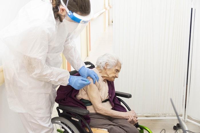 Vacunación- Medina de Pomar