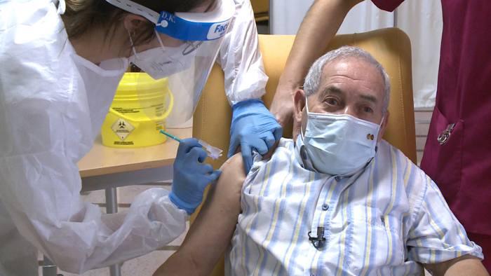 Vacuna Pzifer Vacunacion Coronavirus COVID-19 (Enero 2021)