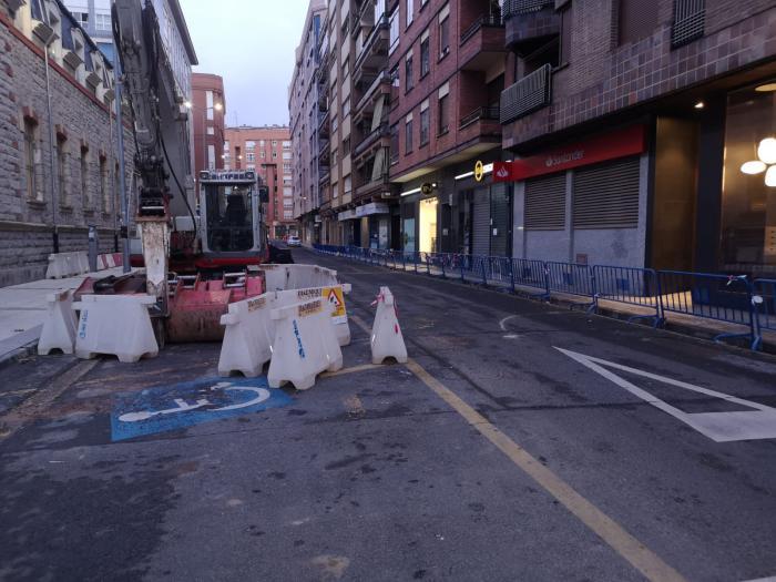 Calle Doctor Fleming de Miranda de Ebro