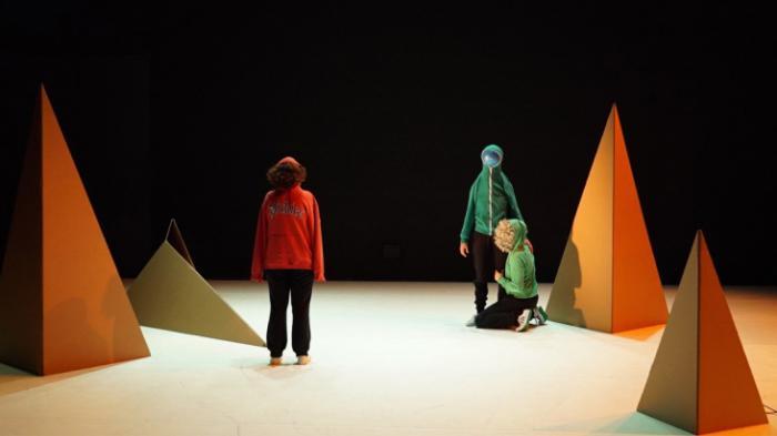 Obra de teatro Lo pequeño del Festival Escena Abierta