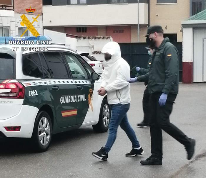 Detención Guardia Civil Drogas y Armas