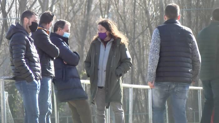 Israel Hernando Pepe Manzanedo Acceso Denegado Canal 54 Castañares (Febrero 2020)