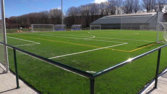 San Juan de los Lagos Campo Futbol (Febrero 2021)