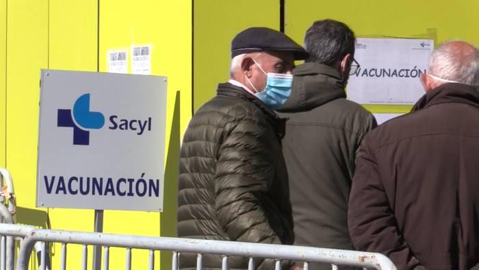 Vacunacion Personas Mayores Coliseum