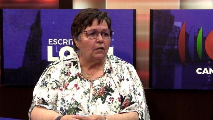 Basi Roman Presidenta Abuelas Gamonal (Junio 2021)