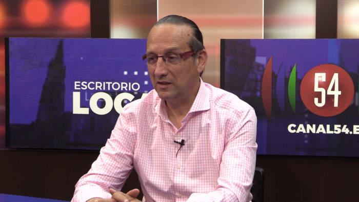 Juan Antonio Gallego Presidente del Real Burgos