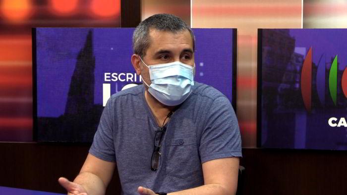 Pablo Oyagüez Sanidad Publica Escritorio Local (Junio 2021)
