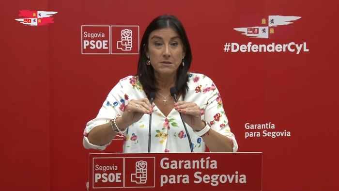 secretaria organizaicón ana sanchez psoe cyl
