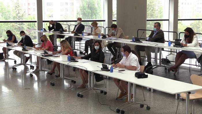 Pleno Ordinario Ayuntamiento Burgos Forum Evolucion (Agosto 2021)