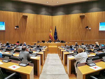Confederación Española de Alzheimer en el Congreso de los Diputados