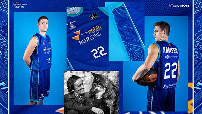 Equipaciones Hereda San Pablo Burgos - Temporada 2021-22