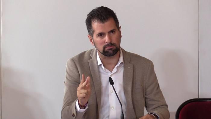 Luis Tudanca (Septiembre 2021)