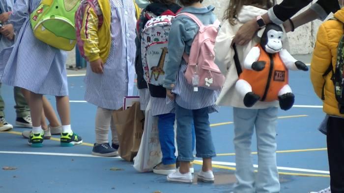 Vuelta Colegio Niños Escuela Rio Arlanzon (Septiembre 2021)