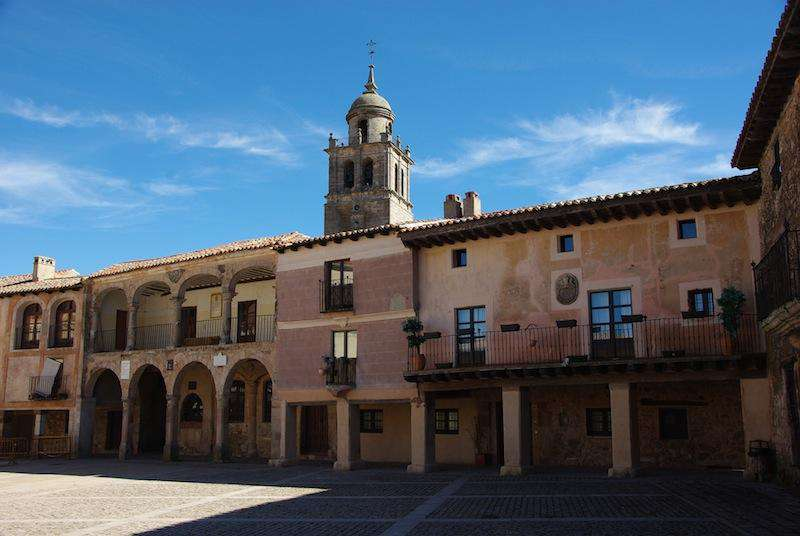 7. Medinaceli, Soria