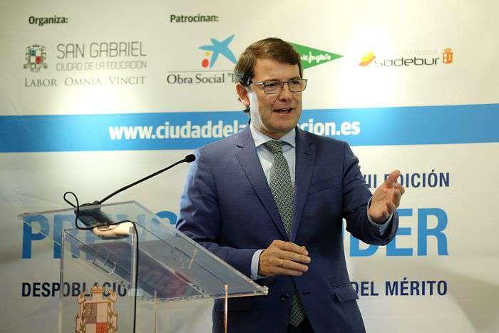 Alfonso Fernández Mañueco_Curso de Verano despoblación_opt