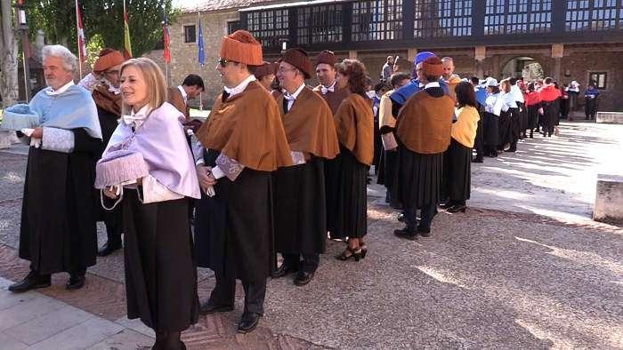 Apertura Curso Universidad Burgos (Septiembre 2018)