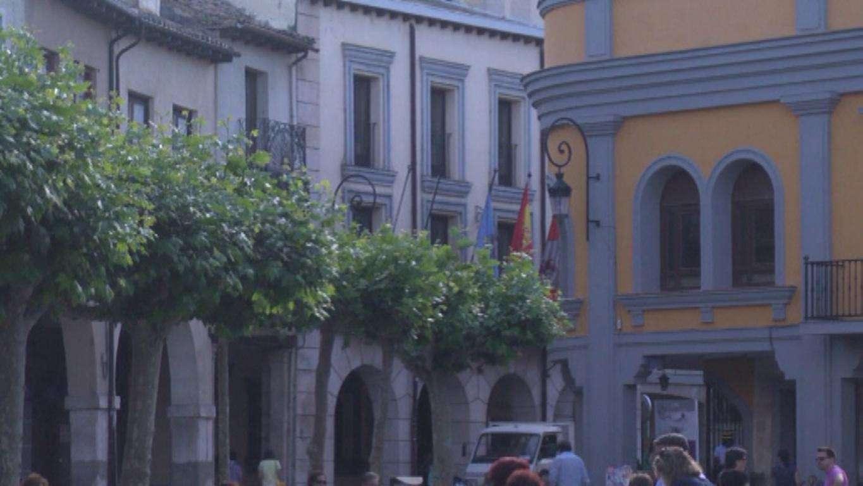 Aranda de Duero,ayuntamiento,pueblo