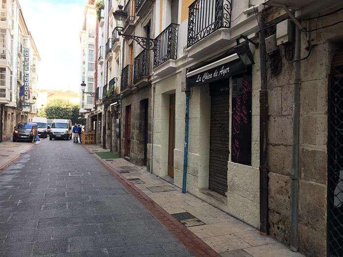 Bares, hostelería, calle La Puebla_opt