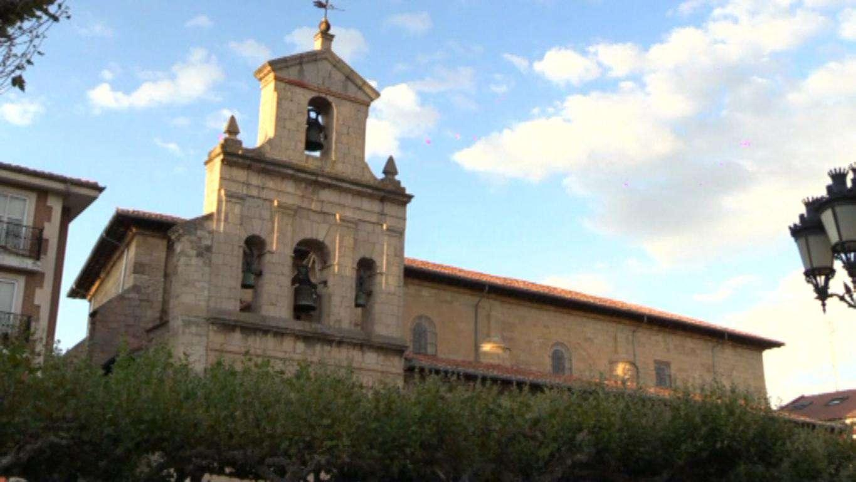 Briviesca,iglesia,pueblo