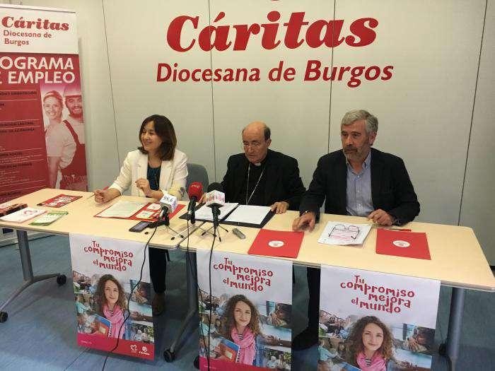 María Gutiérrez, Fidel Herráez y Jorge Simón