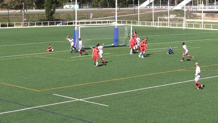 CD Bupolsa - Real Burgos CF SAD 3-2 (Septiembre 2019)
