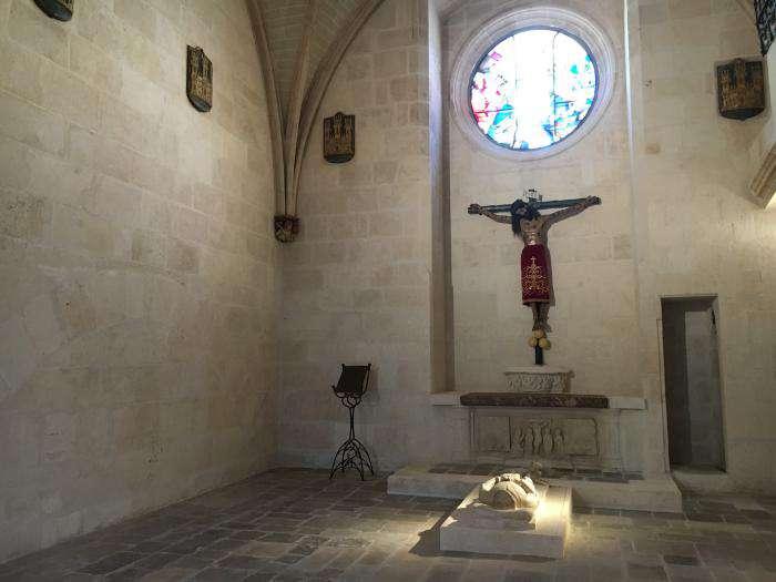 Capilla del Corpus Christi de la Catedral de Burgos